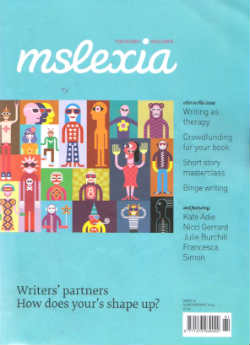 Mslexia, issue 61