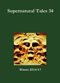 Supernatural Tales 34